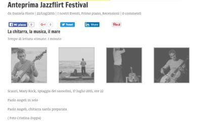 2015 07 22 Paolo Angeli recensione Floris