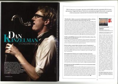 Jazzit 85 2014 Dan Kinzelman